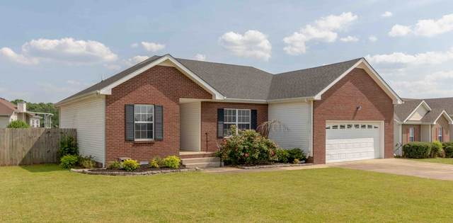 243 Harold Dr, Clarksville, TN 37040 (MLS #RTC2256676) :: The Miles Team | Compass Tennesee, LLC