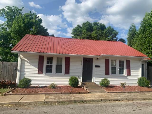 108 Gallaher Blvd, Lawrenceburg, TN 38464 (MLS #RTC2256842) :: Ashley Claire Real Estate - Benchmark Realty