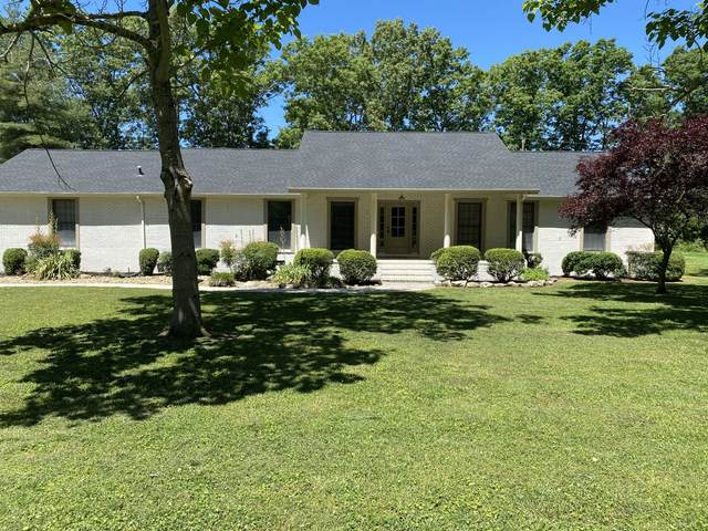 310 Sharondale Dr, Tullahoma, TN 37388 (MLS #RTC2256946) :: The Miles Team | Compass Tennesee, LLC