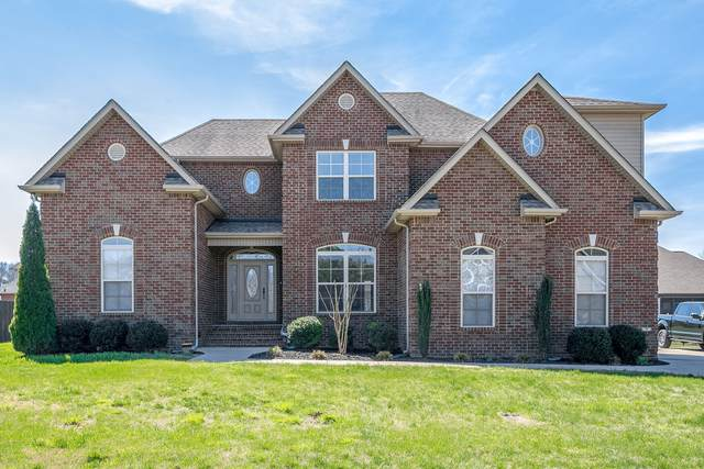 4330 Whirlaway Drive, Murfreesboro, TN 37127 (MLS #RTC2256976) :: Ashley Claire Real Estate - Benchmark Realty