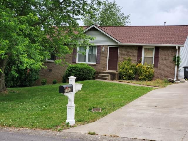 1507 Sunshine Dr, Clarksville, TN 37042 (MLS #RTC2257198) :: The Godfrey Group, LLC