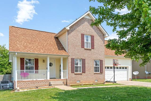 1321 Sunfield Dr, Clarksville, TN 37042 (MLS #RTC2257199) :: The Helton Real Estate Group