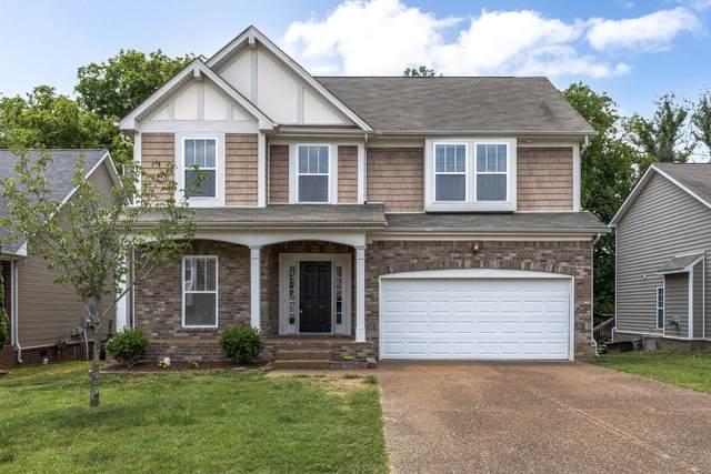 1445 Bern Dr, Spring Hill, TN 37174 (MLS #RTC2257213) :: Candice M. Van Bibber | RE/MAX Fine Homes