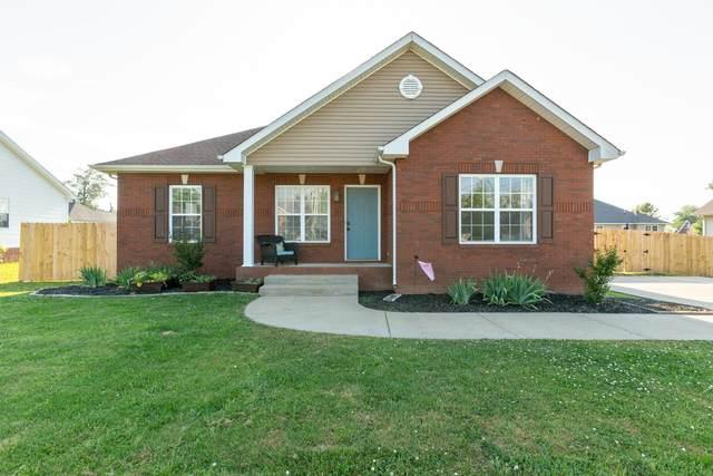408 Palamino Ln, Springfield, TN 37172 (MLS #RTC2257231) :: Candice M. Van Bibber | RE/MAX Fine Homes