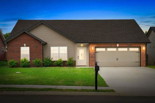 604 Hollow Crst, Clarksville, TN 37042 (MLS #RTC2257232) :: Morrell Property Collective | Compass RE