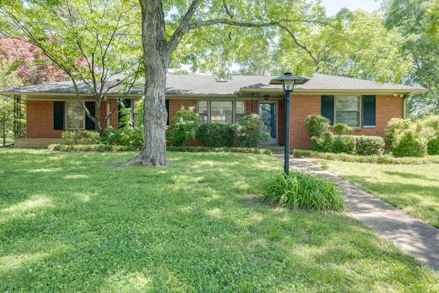 4912 Trousdale Dr, Nashville, TN 37220 (MLS #RTC2257240) :: Kimberly Harris Homes