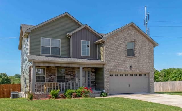 587 Silver Oak Court, Clarksville, TN 37042 (MLS #RTC2257289) :: EXIT Realty Bob Lamb & Associates