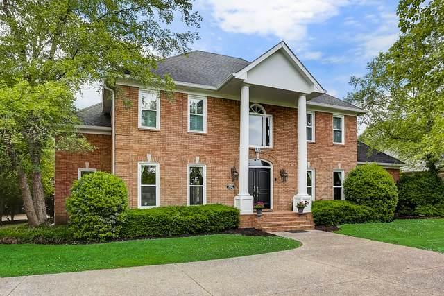 107 Secretariat Pl, Hendersonville, TN 37075 (MLS #RTC2257344) :: Team Wilson Real Estate Partners