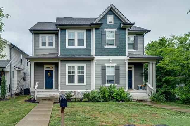 1066 Zophi St B, Nashville, TN 37216 (MLS #RTC2257373) :: Village Real Estate