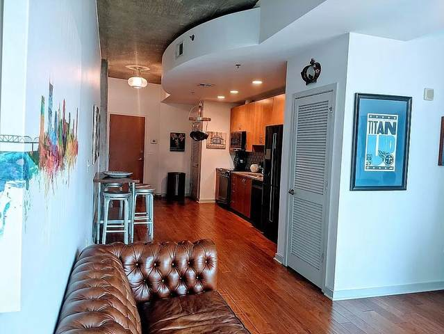 301 Demonbreun St #817, Nashville, TN 37201 (MLS #RTC2257408) :: Team George Weeks Real Estate