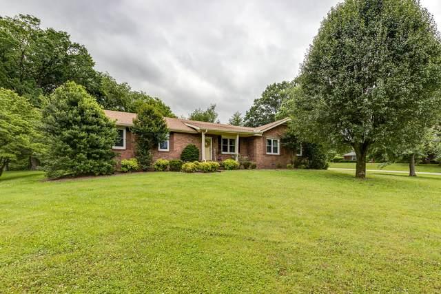 101 Forest Trl, Brentwood, TN 37027 (MLS #RTC2257419) :: Village Real Estate