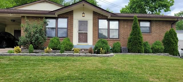 126 Woodridge Dr, Hendersonville, TN 37075 (MLS #RTC2257425) :: The Godfrey Group, LLC