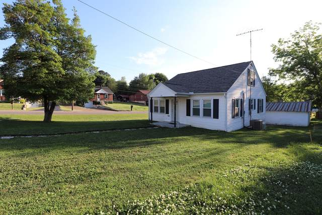 1716 West Ave, Columbia, TN 38401 (MLS #RTC2257722) :: Village Real Estate
