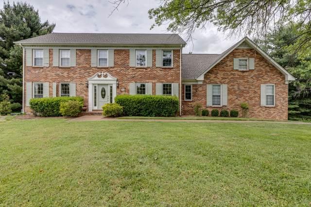 754 Sunnybrook Ct, Brentwood, TN 37027 (MLS #RTC2257736) :: Village Real Estate