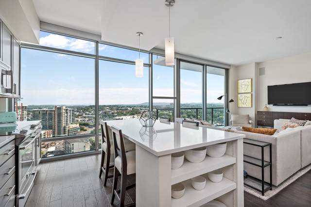 1212 Laurel St. #2005, Nashville, TN 37203 (MLS #RTC2257780) :: Berkshire Hathaway HomeServices Woodmont Realty