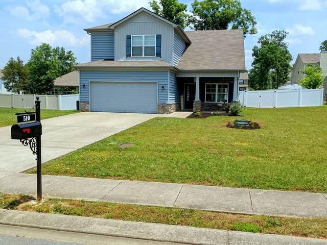 510 Creekpoint Ln, Murfreesboro, TN 37129 (MLS #RTC2257858) :: Nashville on the Move