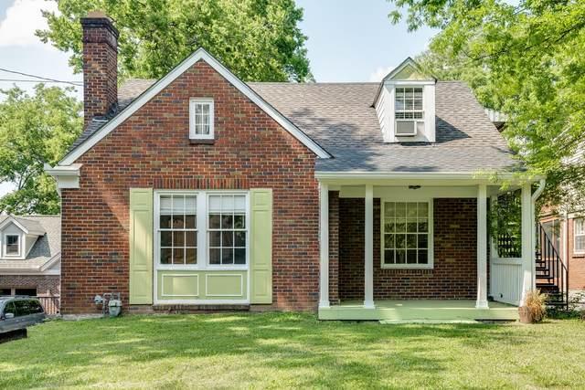 2614 Woodlawn Dr, Nashville, TN 37212 (MLS #RTC2257991) :: DeSelms Real Estate