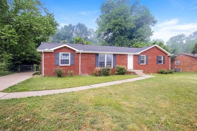310 Chateauroux Dr, Clarksville, TN 37042 (MLS #RTC2258013) :: Village Real Estate