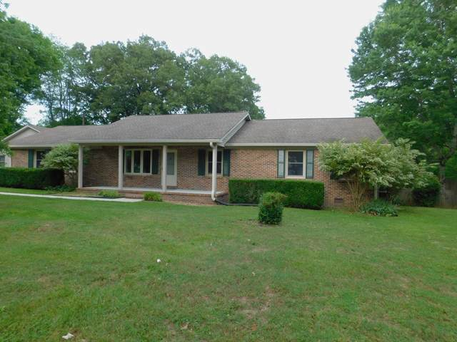 101 Kaywood Ave, Tullahoma, TN 37388 (MLS #RTC2258030) :: The Godfrey Group, LLC