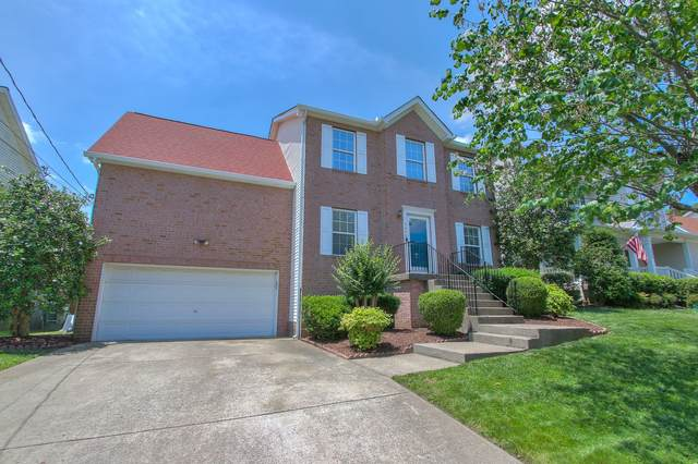 5640 Chestnutwood Trl, Hermitage, TN 37076 (MLS #RTC2258073) :: Exit Realty Music City