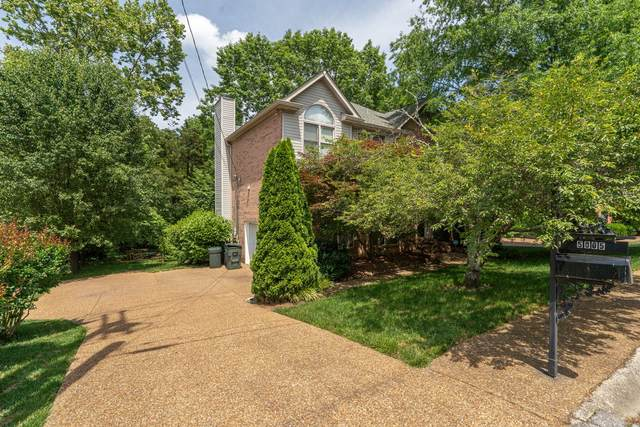 5005 Sunset Way, Hermitage, TN 37076 (MLS #RTC2258107) :: Ashley Claire Real Estate - Benchmark Realty