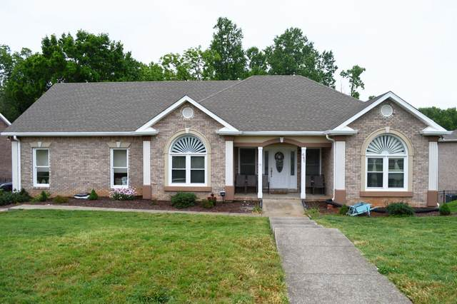 645 Potomac Dr, Clarksville, TN 37043 (MLS #RTC2258152) :: Your Perfect Property Team powered by Clarksville.com Realty