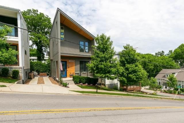 402 S 16th St, Nashville, TN 37206 (MLS #RTC2258172) :: Oak Street Group