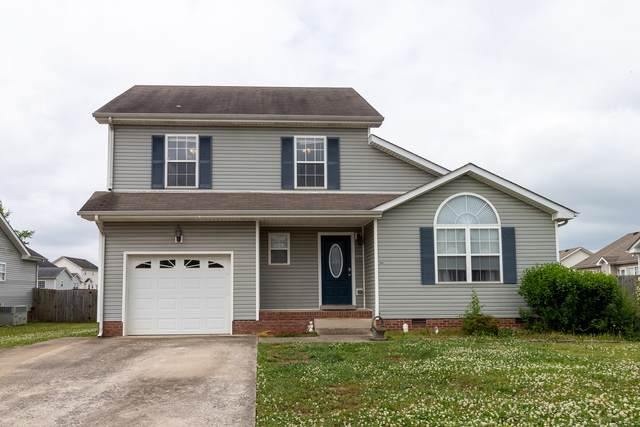 1908 Sherman Ct, Clarksville, TN 37042 (MLS #RTC2258182) :: Your Perfect Property Team powered by Clarksville.com Realty