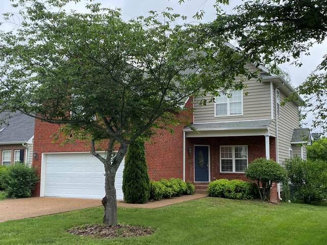 2633 Danbury Cir, Spring Hill, TN 37174 (MLS #RTC2258196) :: Candice M. Van Bibber | RE/MAX Fine Homes