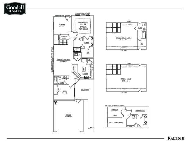 1482 Foston Lane, Gallatin, TN 37066 (MLS #RTC2258257) :: The Godfrey Group, LLC