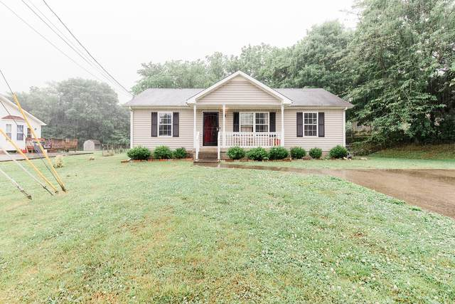 917 Crabapple Ln, Clarksville, TN 37040 (MLS #RTC2258298) :: Maples Realty and Auction Co.