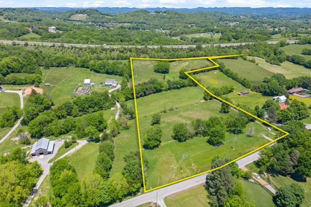4886 Harpeth-Peytonsville Rd, Thompsons Station, TN 37179 (MLS #RTC2258305) :: John Jones Real Estate LLC
