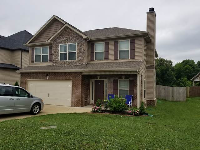 1160 Henry Place Blvd, Clarksville, TN 37042 (MLS #RTC2258397) :: The Miles Team   Compass Tennesee, LLC
