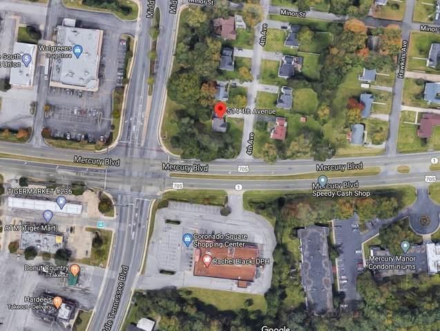 514 4Th Ave, Murfreesboro, TN 37130 (MLS #RTC2258410) :: Trevor W. Mitchell Real Estate