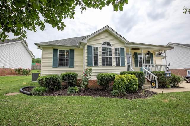 1004 Heather Dr, Goodlettsville, TN 37072 (MLS #RTC2258440) :: Village Real Estate