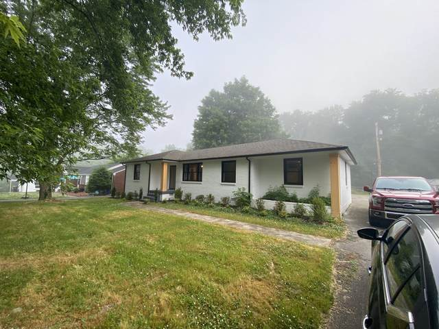 1670 Valley Rd, Clarksville, TN 37043 (MLS #RTC2258474) :: The Helton Real Estate Group