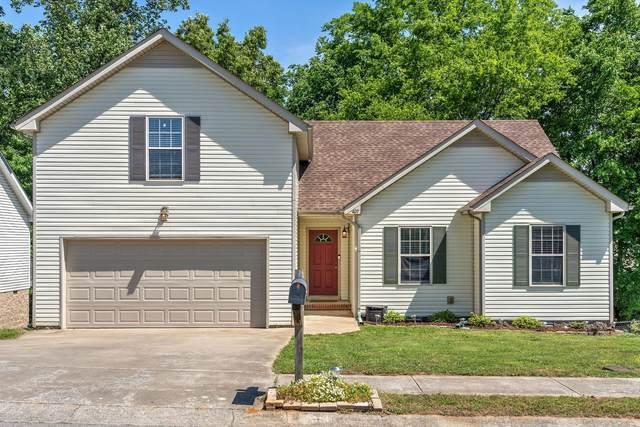 407 Zurich Ct, Clarksville, TN 37040 (MLS #RTC2258489) :: Candice M. Van Bibber | RE/MAX Fine Homes
