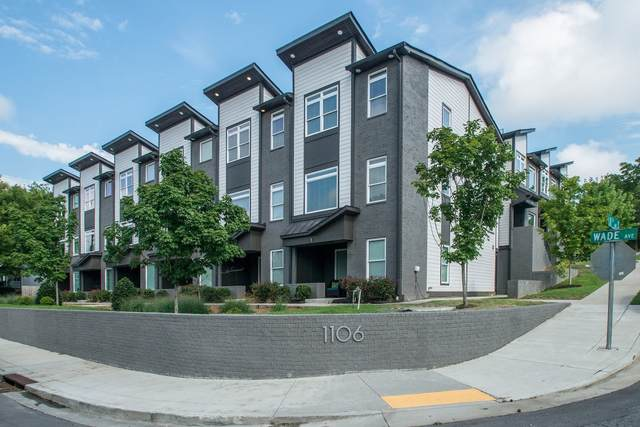 1106 Wade Ave #2, Nashville, TN 37203 (MLS #RTC2258522) :: The Godfrey Group, LLC