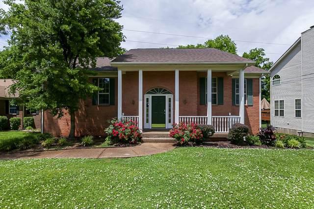 106 Newport Ln, Hendersonville, TN 37075 (MLS #RTC2258538) :: The Godfrey Group, LLC