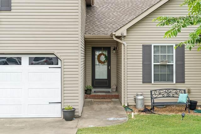 411 Zurich Ct, Clarksville, TN 37040 (MLS #RTC2258766) :: Candice M. Van Bibber | RE/MAX Fine Homes