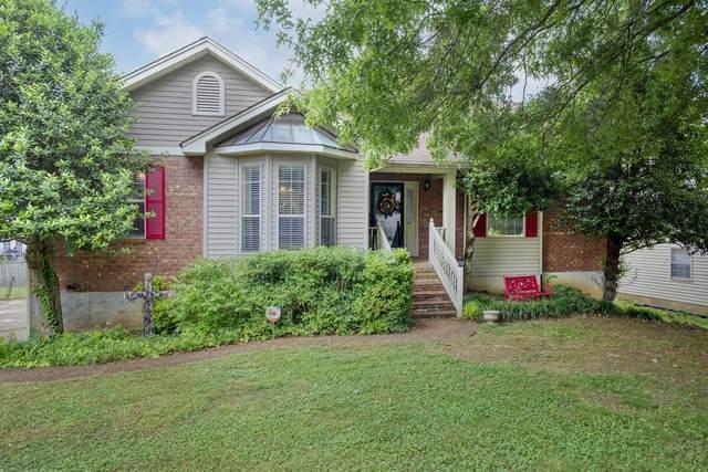 2124 Strombury Dr, Hermitage, TN 37076 (MLS #RTC2258865) :: Nashville on the Move