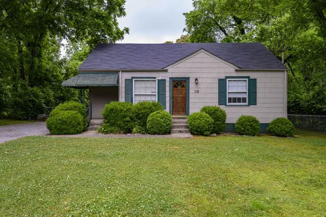 718 N Walnut St, Murfreesboro, TN 37130 (MLS #RTC2258959) :: Village Real Estate