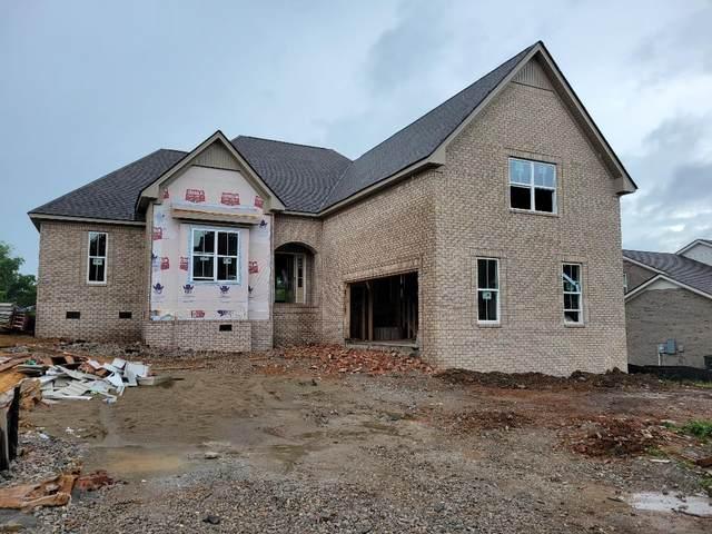 2254 Kirkwall Dr. Lot 48, Nolensville, TN 37135 (MLS #RTC2258982) :: Village Real Estate