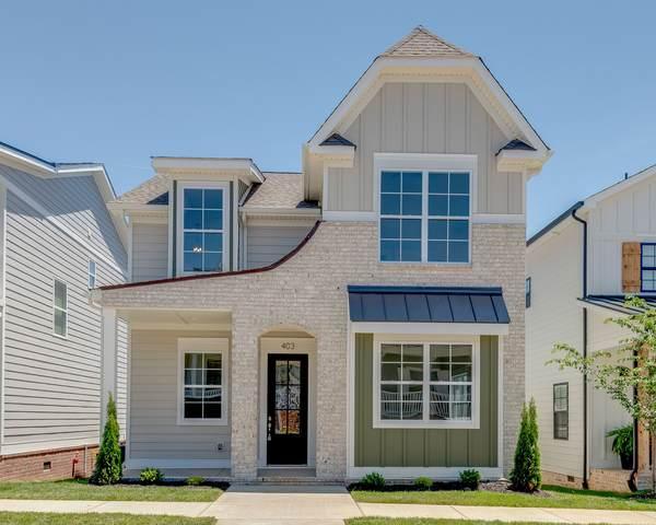 403 Augusta, Pleasant View, TN 37146 (MLS #RTC2258996) :: The Godfrey Group, LLC