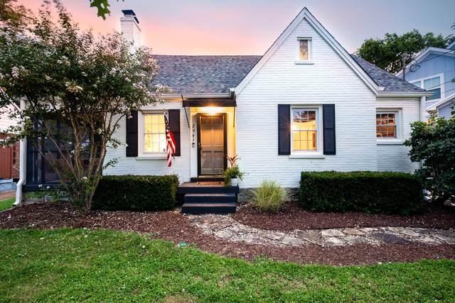 2941 Primrose Cir, Nashville, TN 37212 (MLS #RTC2259068) :: John Jones Real Estate LLC