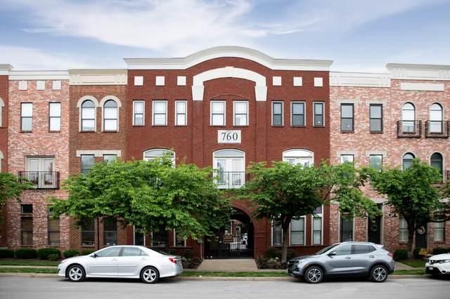760 Wedgewood Park #303, Nashville, TN 37203 (MLS #RTC2259147) :: Amanda Howard Sotheby's International Realty