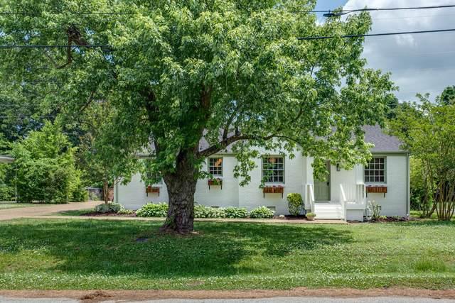 1605A Tammany Dr, Nashville, TN 37206 (MLS #RTC2259167) :: The Godfrey Group, LLC