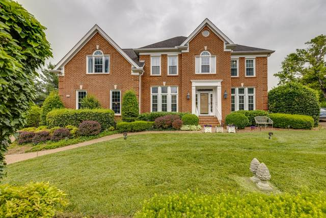 917 S. Lane Ct, Brentwood, TN 37027 (MLS #RTC2259181) :: The Miles Team | Compass Tennesee, LLC