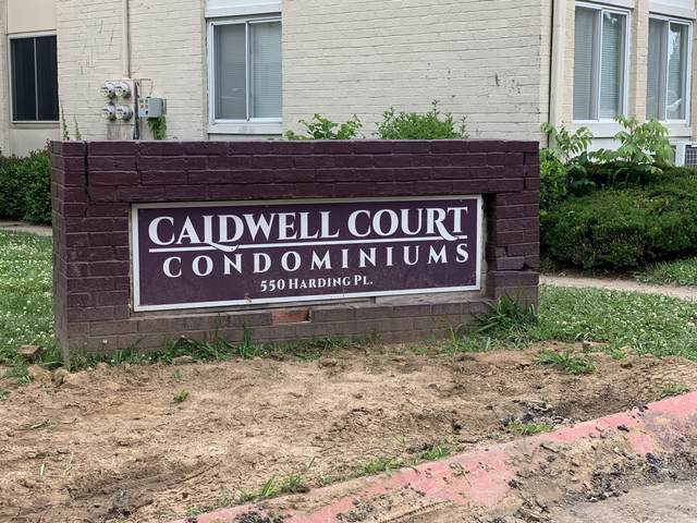550 Harding Pl F111, Nashville, TN 37211 (MLS #RTC2259205) :: Village Real Estate