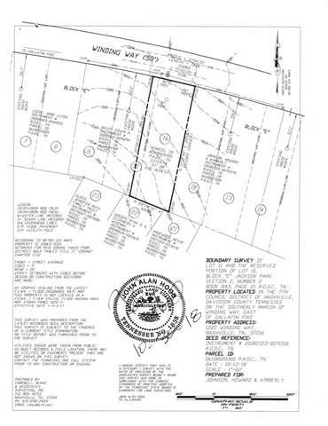 1220 Winding Way Rd, Nashville, TN 37216 (MLS #RTC2259218) :: FYKES Realty Group